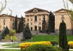 Armenian Parliament Approves Constitutional Amendment Bill in 1st Reading