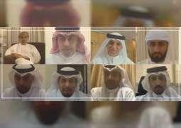 Abu Dhabi's Department of Culture hosts virtual meeting of GCC book fair directors
