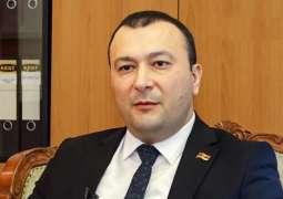 Vice President of Armenian Parliament Says Tested Positive for Coronavirus