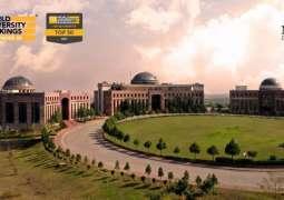 NUST ranked #41 in Top 50 under 50 QS University Ranking 2021