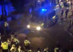 Twenty-Two UK Police Officers Injured as Street Party in London Turned Into Violent Clash