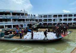 Thirty Found Dead as Boat Capsizes in Bangladesh's Dhaka - Reports