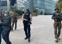 Paris Police Operation in La Defense Over, No Suspicious Individuals Detected