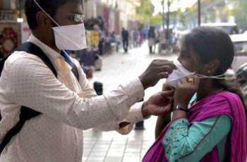 India reports 8,380 new positive corona cases
