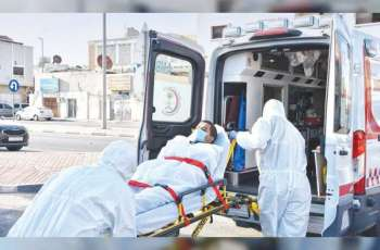 Saudi Arabia reports 1,881 new COVID-19 cases, 22 more death