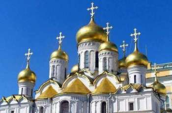 Russian Orthodox Church Announces Reopening of Moscow Churches From June 6
