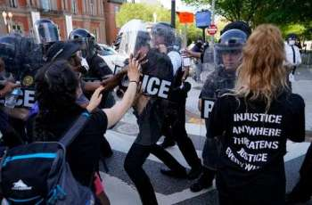 Washington, DC Police Arrest 88 During Protests Against George Floyd Killing - Chief