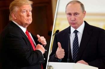 Trump Briefs Putin on His Idea to Hold G7 Summit - Kremlin