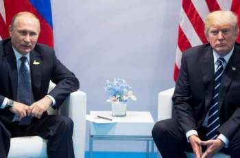 Putin, Trump State Importance of Enhancing Strategic Stability Dialogue