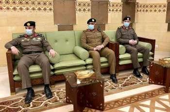 وكيل إمارة منطقة الرياض يستقبل اللجنة الأمنية الدائمة بالمنطقة