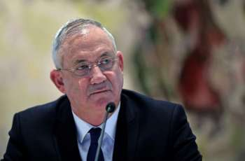 Israel's Gantz Orders Military to Prepare for West Bank Annexation