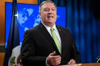 Pompeo Calls for Coordinated Response to China's Hong Kong Moves - US State Dept.