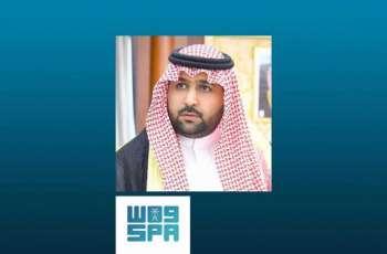 سمو الأمير محمد بن عبدالعزيز يعزي في وفاة شيخ قبيلة آل حيدر بمحافظة صامطة
