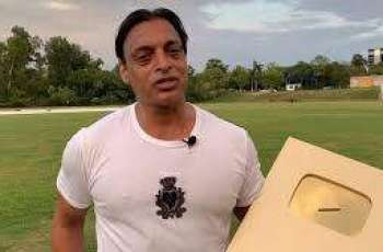 FIA summons former fast Bowler Shoaib Akhtar for June 5