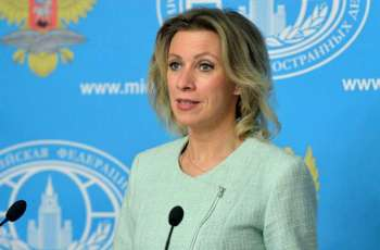 Russian Foreign Ministry Spokeswoman Says US Policy in Mideast Brings Only Destruction