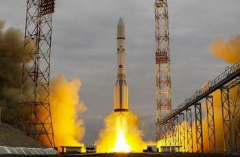 Russia's Fixed Proton-M Carrier Sent to Baikonur Spaceport Ahead of Launch - Space Center