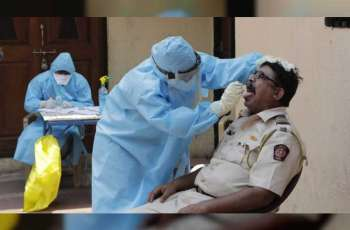 COVID-19: India reports 9,851 new cases