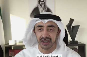 Abdullah bin Zayed, Brazilian FM review bilateral ties, global fight against COVID-19