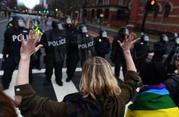 UK Embassy in Washington Raises Issue of Police Conduct During US Protests - Reports