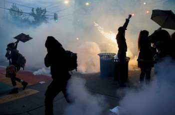 UK Lawmaker Says Sales of Tear gas, Rubber Bullets to US Should Be Suspended