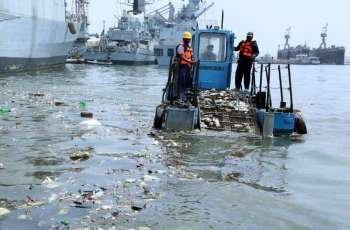 Pakistan Navy Observes World Environment Day