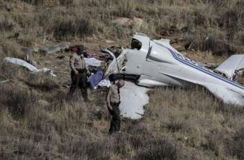 Small Plane Crash in US' California Kills All 3 People on Board - Reports