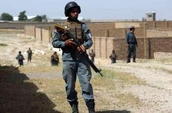 مقتل 11 من رجال الشرطة اثر انفجار قنبلة في أفغانستان