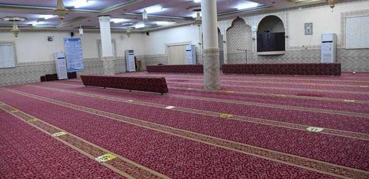 جوامع ومساجد محافظة الدرب تفتح أبوابها للمصلين وسط تطبيق الإجراءات الاحترازية