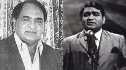 Death anniversary of playback singer Mujeeb Alam observed