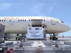 UAE sends medical aid to Jordan in fight against COVID-19