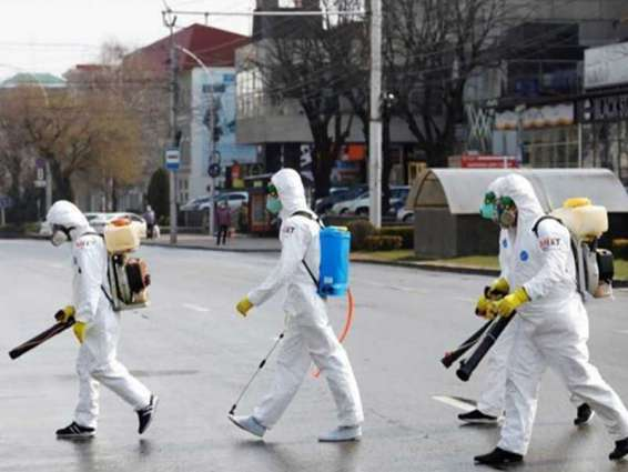 روسيا تسجل 162 حالة وفاة خلال الـ24 ساعة الماضية