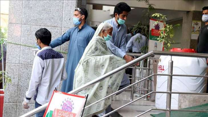 Pakistan reports 1, 621 deaths after 76, 398 cases of Coronavirus