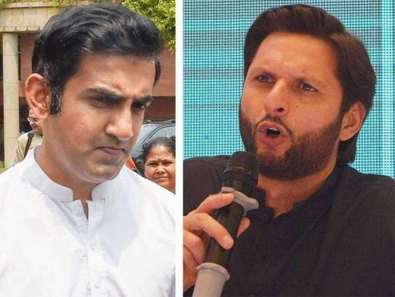 Waqar Younis asks Afridi and Gambir to end their heated debate on social media