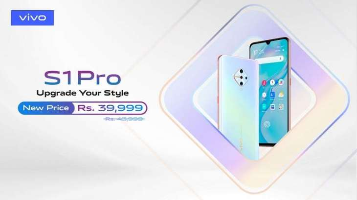 vivo S1 Pro is Now Available at a More Attractive Price in Pakistan