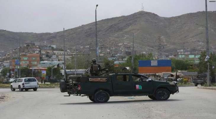 تفجیر انتحاري یستھدف المسجد في الحي الدبلوماسي بأفغانستان