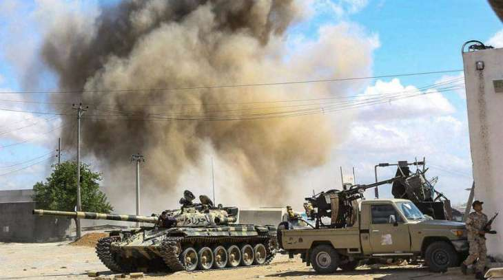 Libya's GNA Military Destroy 2 LNA Units in Southern Tripoli - Reports