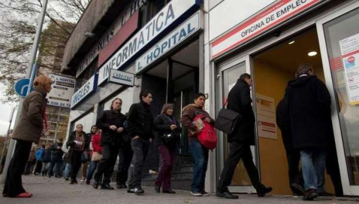 Spain's Jobless Rate Hit 3-Month Low in May - Statistics