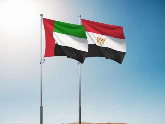 مصر و الإمارات ترحبان بإعلان الأمم المتحدة قبول الأطراف الليبية استئناف مفاوضات وقف إطلاق النار