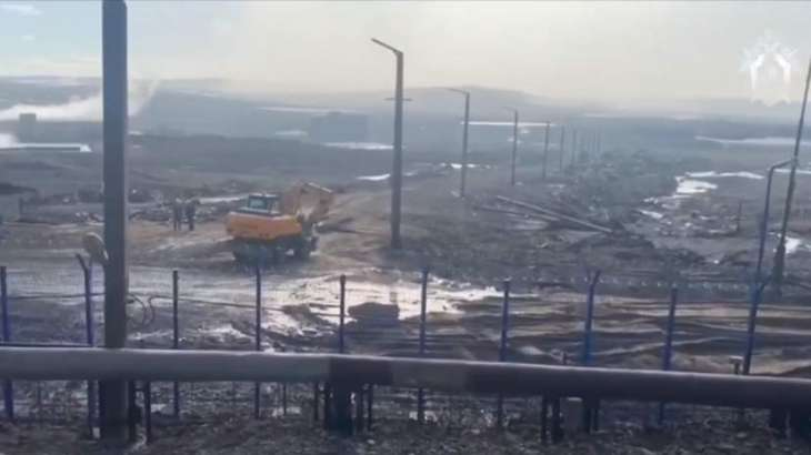 Booms Prevented Oil Products Spilled in Norilsk From Ending Up in Kara Sea - Authorities