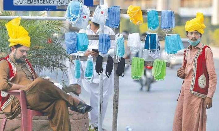 باکستان تسجل ارتفاع حصیلة الاصابات بفیروس کورونا الي 83649 حالة