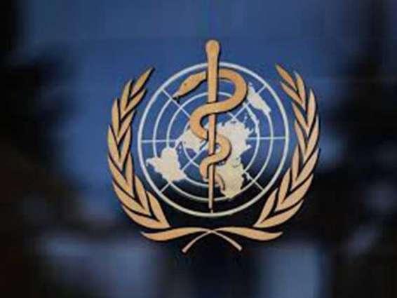 """""""الصحة العالمية"""" تحث على ارتداء الكمامات للأشخاص فى ال 60 وأعلى"""