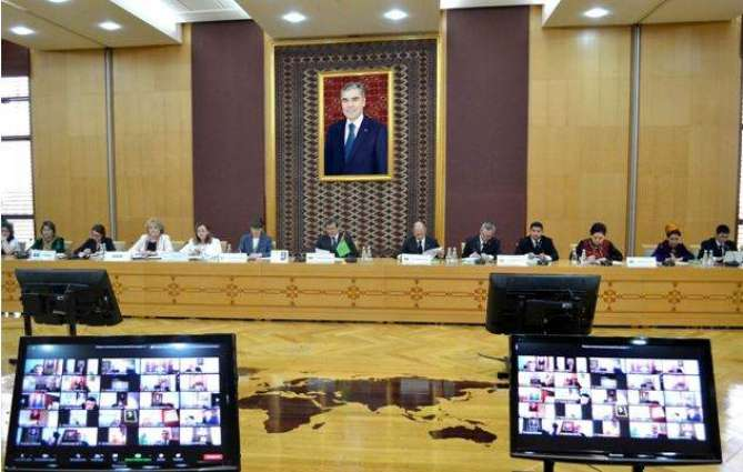 Briefing On The Implementation Of The Preparedness And Response Plan Of Turkmenistan For Acute Infectious Disease