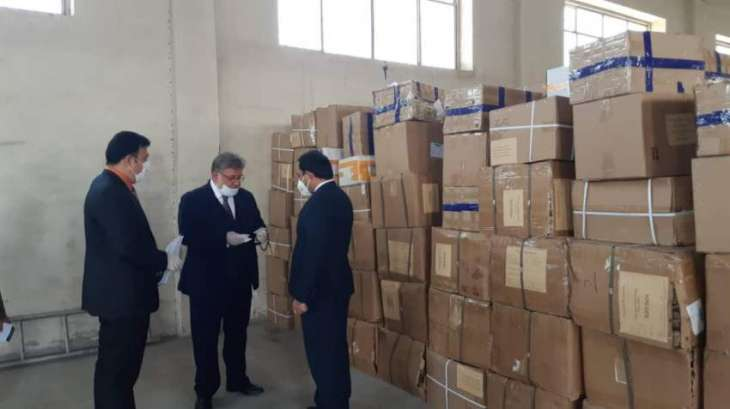 OIC Delivers COVID-19 Medical Emergency Assistance to Afghanistan