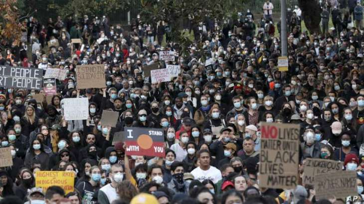 Thousands in Australia March on Race-Related Issues - Reports