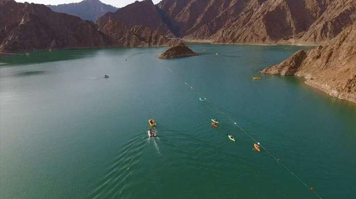 Dubai Sports Council announce decision to resume competitions, starting with marine sports