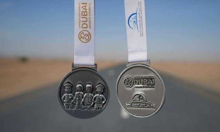 Dubai Sports Council to celebrate Dubai's COVID-19 heroes through commemorative medals