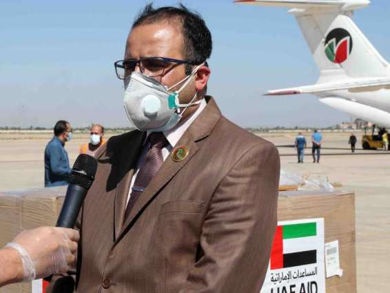 Iraqi officials commend UAE's medical aid