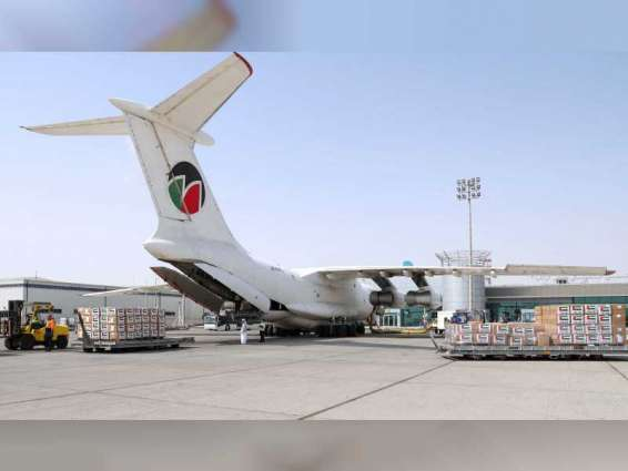 UAE sends medical aid to Iraqi Kurdistan in fight against COVID-19