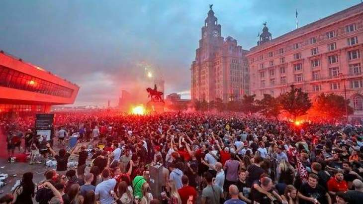 Liverpool FC, City Police Consider Fans Behavior During Title Celebrations 'Unacceptable'