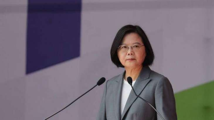 Taiwanese President Disappointed by Beijing's Approval of Hong Kong Security Bill